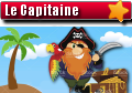 Capitaine Barbe-Rouge - Captain Redbeard